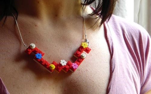 Awesome LEGO Jewelry