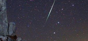 Geminid Meteor Shower Starts Monday (12/12 to 12/16)