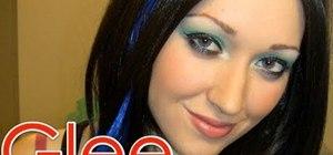 """Create a rocker Tina Glee makeup look from """"Glee"""""""
