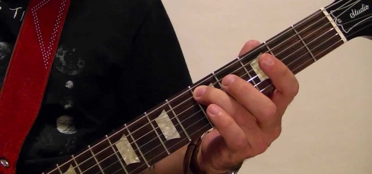 how to play drive by the cars on guitar