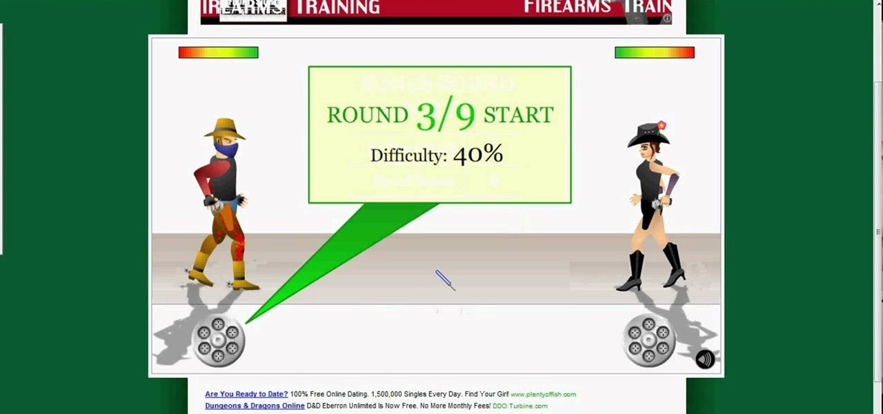 How to Get a high score when playing the Flash game <b>Gun Blood</b> ...