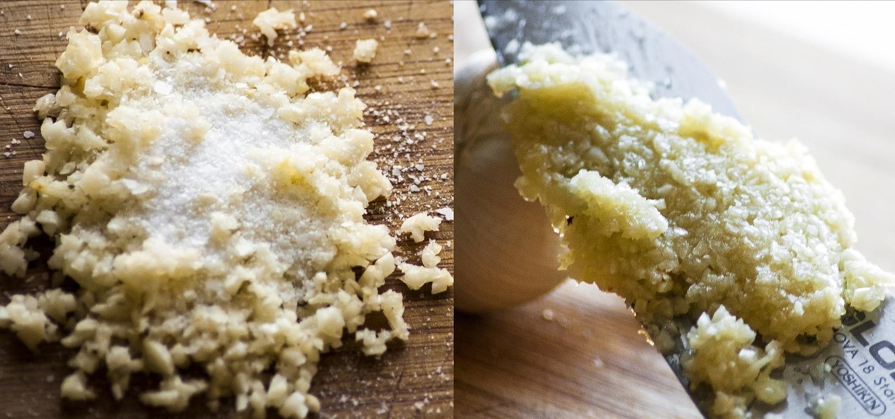 Make Amazing Garlic Paste Without a Clunky Garlic Press