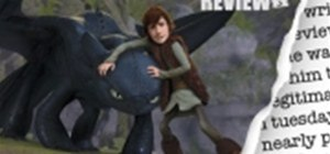 Oscar Nom Review - HOW TO TRAIN YOUR DRAGON
