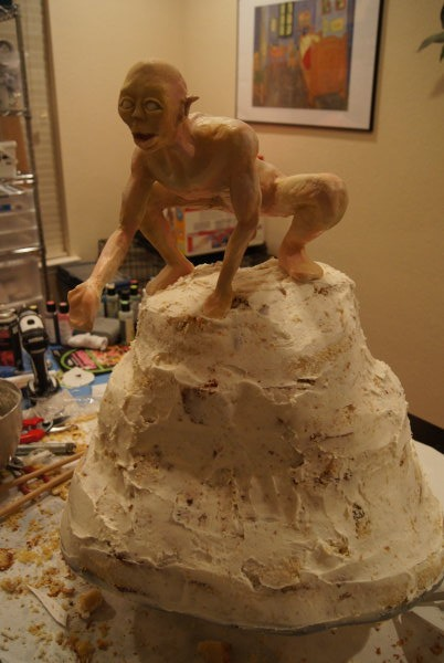 Crazy Cakes takes on Lord of the Rings