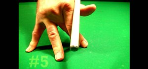 Shoot pool