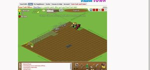 Set up fields of overlapping crops on Farmtown in Facebook