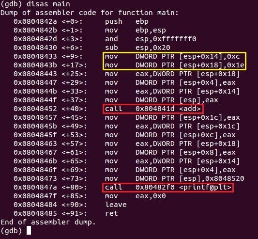 Security-Oriented C Tutorial 0x0E - Functions Part II: Memory