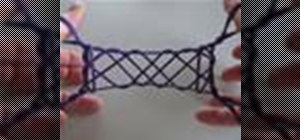 Create a string figure Super Apache Door