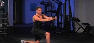 Do alternate stepback lunges with a plate twist