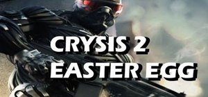 Find the elevator rave easter egg in Crysis 2