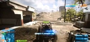 Get the 'Third Tour' Achievement in Battlefield 3