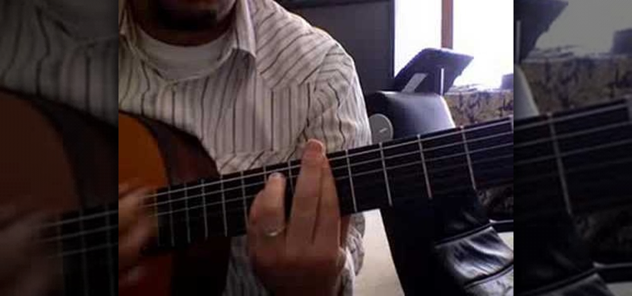 How to play Stairway To Heaven on guitar (easy) Chords ...