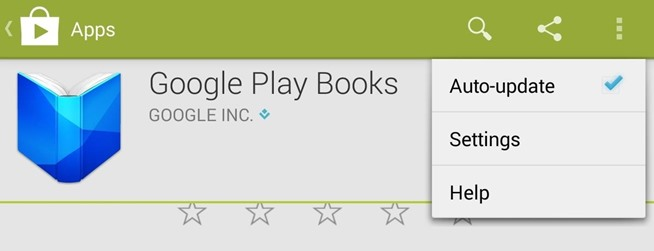 Your eBook Collection to Your Nexus 7 Tablet Using Google Play Books