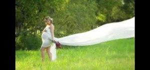 Photograph a pregnant mom