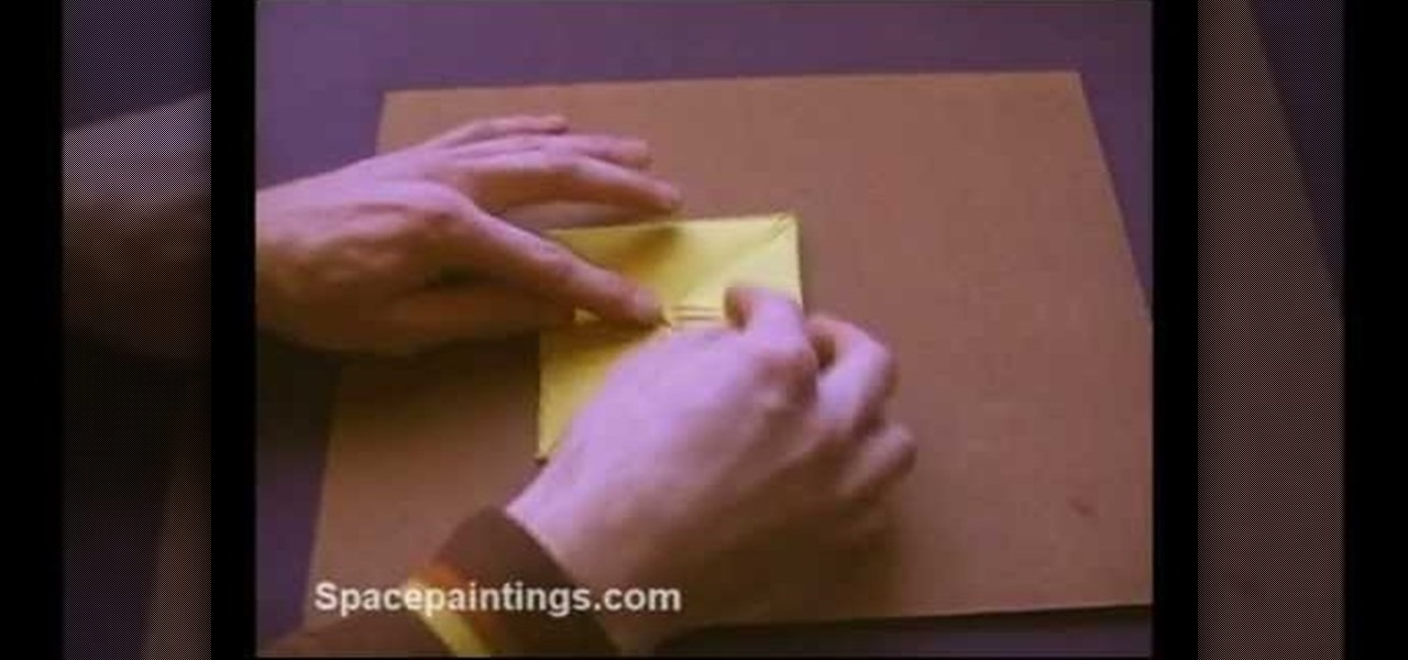 How To Origami A Cootie Catcher Or Paper Fortune Teller Origami
