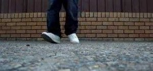 C-Walk the V step