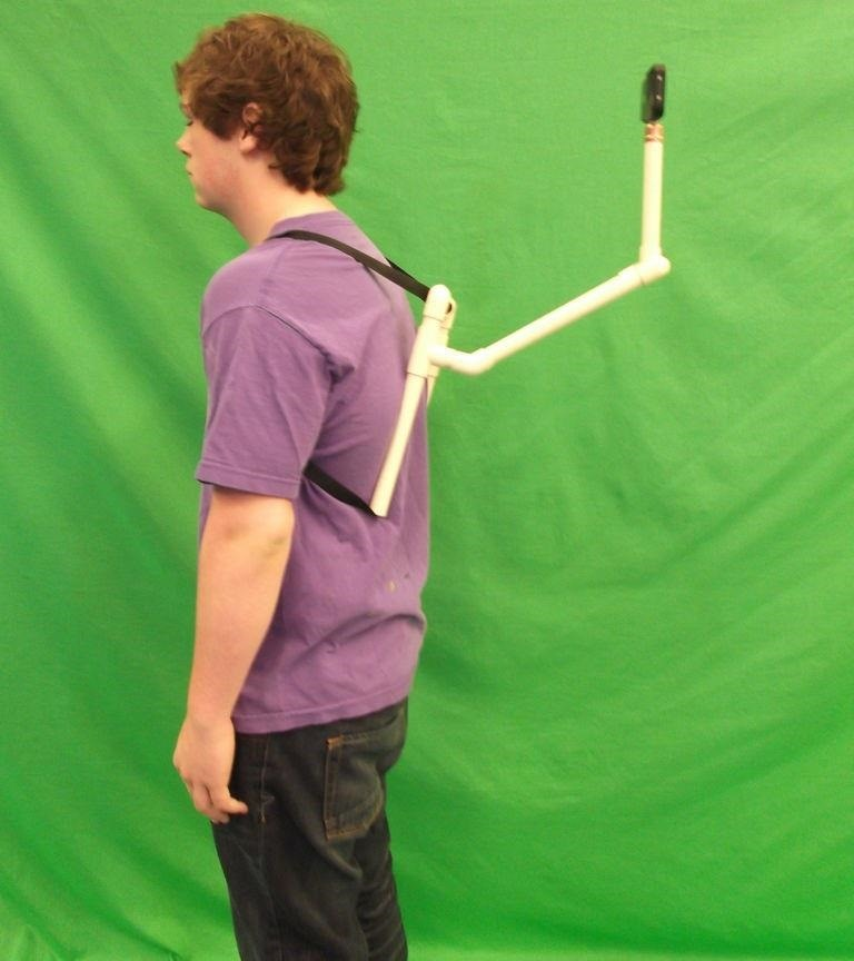 How To Make A Lightweight Body Mount Rig For Filming
