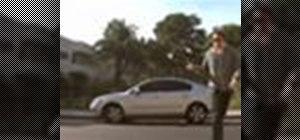 Report a car theft