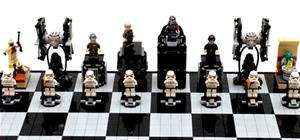 A New Hope LEGO Chess Set