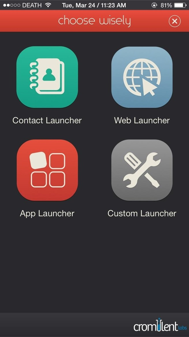 How to Launch Apps, Tasks, & Websites Directly from Your iPhone's Notification Center