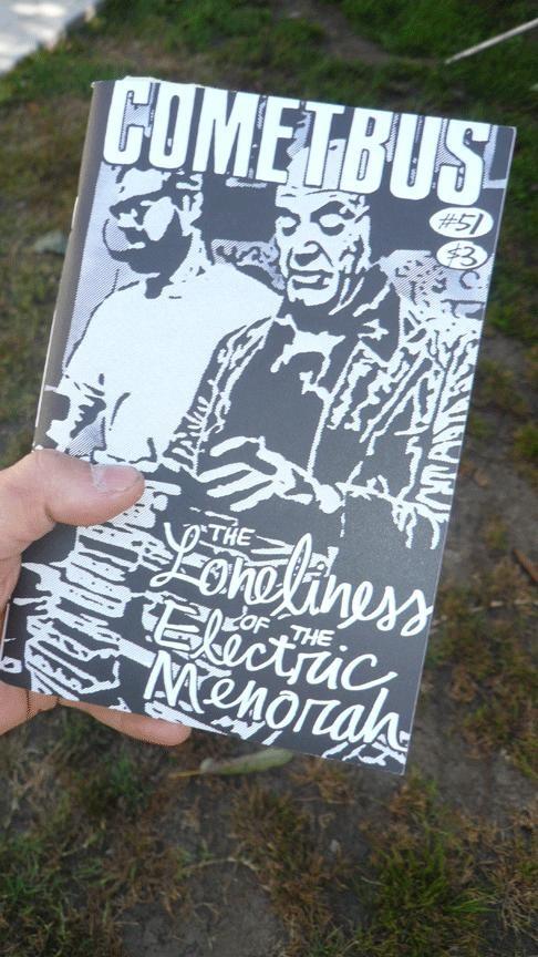Cometbus (Punk Zines, Vol. 1)