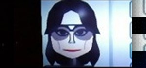 Make a Michael Jackson Mii on the Wii
