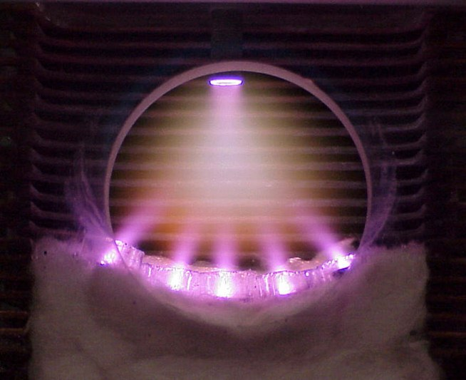 Air Negative Ion Generator Circuit