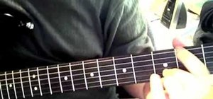 "Play an easy version of ""Hey There Delilah"" on guitar"