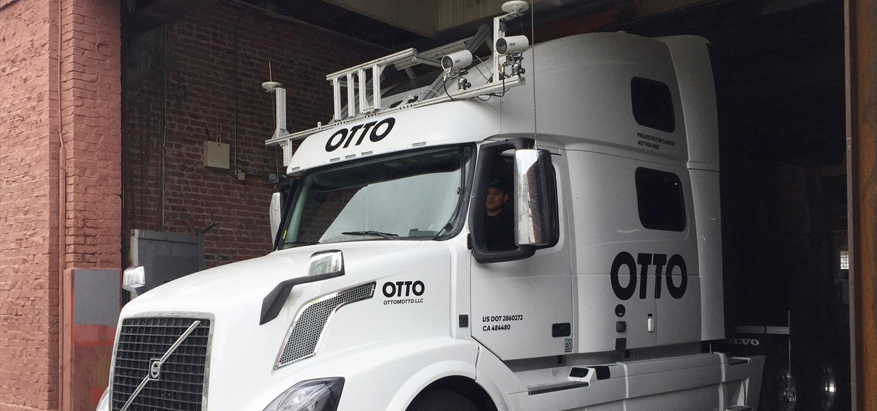 Otto Cofounder Claims Autonomous Trucks Will Be Taking Over Highways Within 10 Years