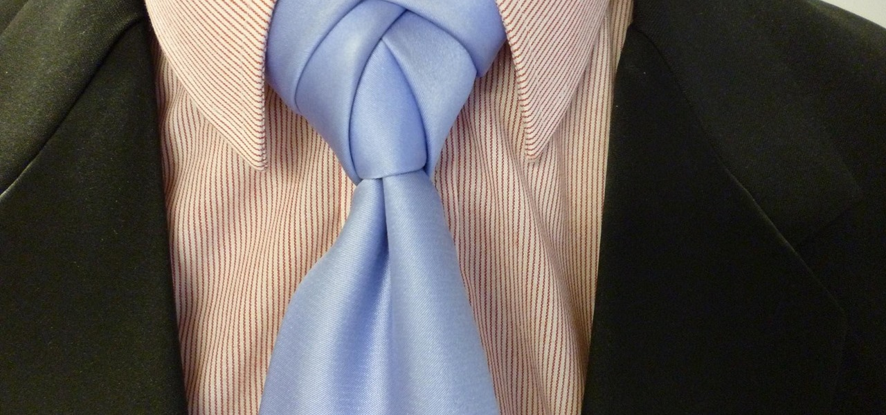 How To Tie A The Novotny Knot