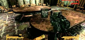 Find the two Monty Python Easter Eggs in Fallout New Vegas