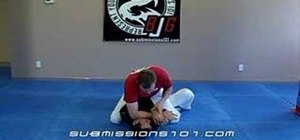 Chain attacks in Jiu Jitsu