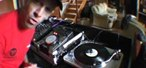 How to Cut and chop on a DJ mixer