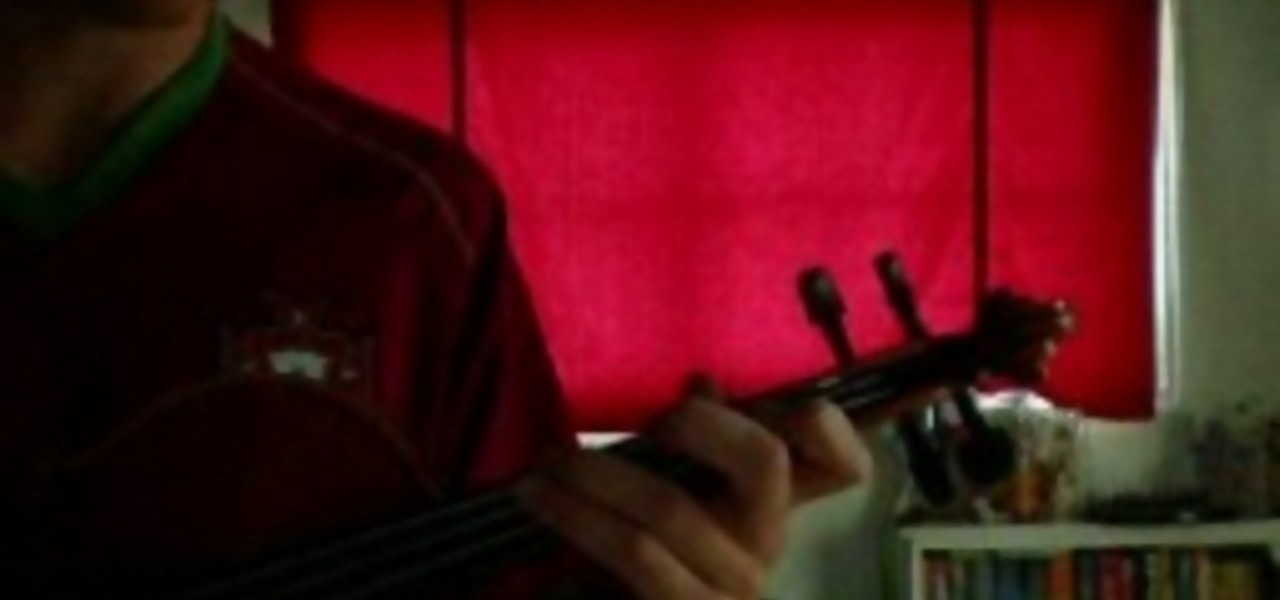 How To Play Handlebars By Flobots On The Violin Acoustic Guitar