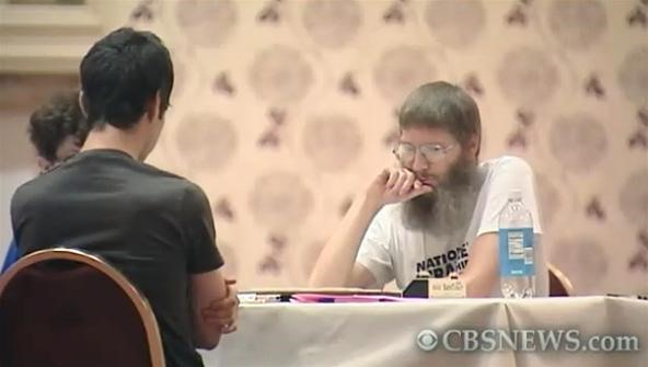 "Nigel Richards Definitely Not ""DYVOUR"" — Wins $10,000 at 2010 National SCRABBLE Championship"