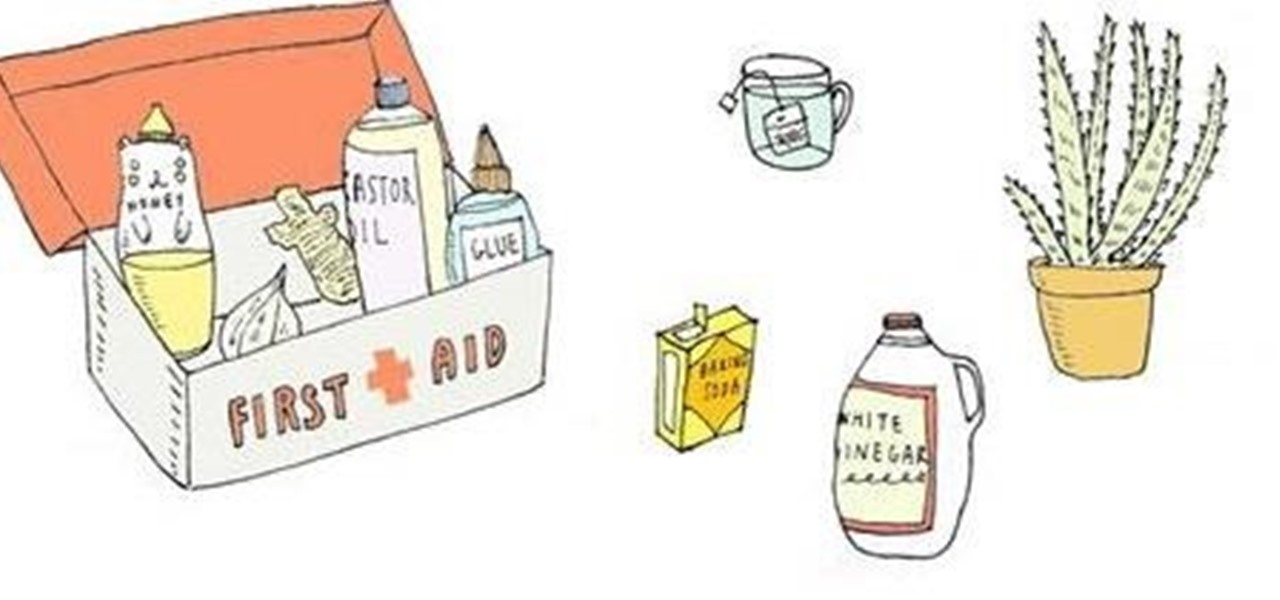 9 Household Items for Minor Medical Needs