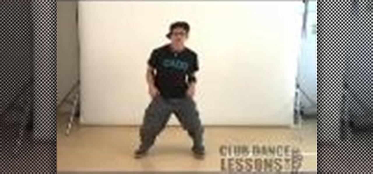 How to Do the dip in hip hop dance « Hip Hop :: WonderHowTo
