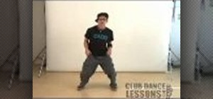 Do the dip in  hip hop dance