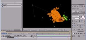 Hold and rove keyframes in Adobe After Effects