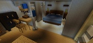 Player Recreated His Apartment in Minecraft Down to the Last Detail