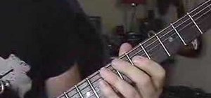 Play lead guitar like Carlos Santana