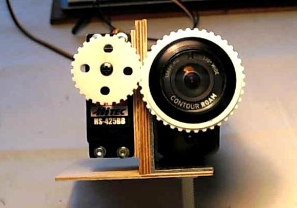 How to Build a Horizon-Stabilized Camera That Mounts on Your Bike or Motorcycle