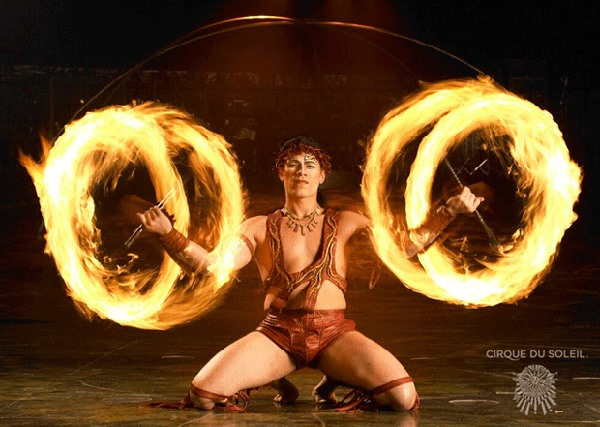 The Captivating Art of Fire Dancing