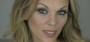 Create a sultry Kylie Minogue makeup look