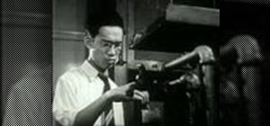 Find and use free public domain footage for your movie