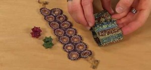 Learn five basic seed beading terms with Melinda Barta