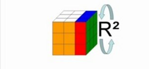 Use Rubik's Cube notation and terminology