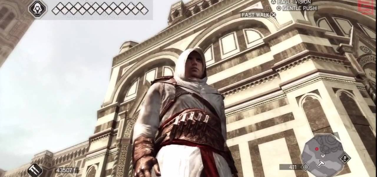 How To Unlock The Altair Costume For Ezio In Assassin S Creed 2