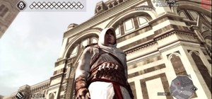 Unlock the Altair costume for Ezio in Assassin's Creed 2