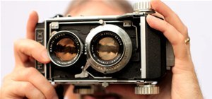 """Blind Photographer """"Sees"""" With Sound"""